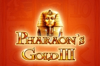 Играй на деньги в Pharaohs Gold III