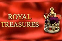 Royal Treasures игровые автоматы в клубе Вулкан