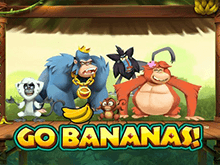 В казино Вулкан аппараты Бананы