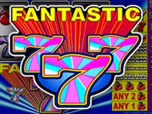 Игровой онлайн автомат Фантастические Семерки в клубе
